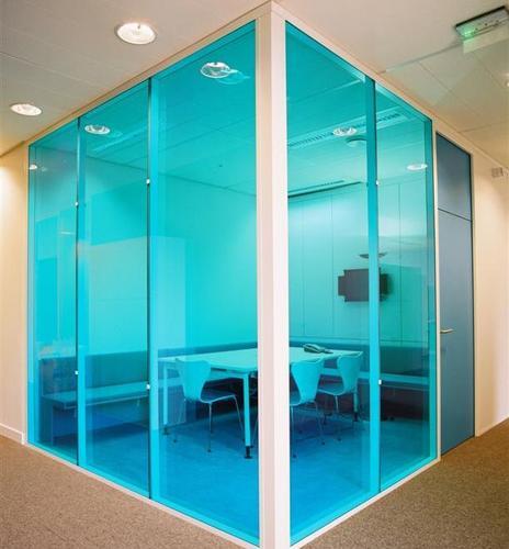 cloisons de bureaux composite cristal. Black Bedroom Furniture Sets. Home Design Ideas