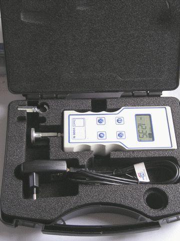 Dynamometre manuel electronique modele 326