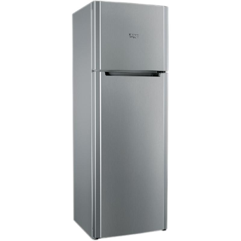 hotpoint ariston refrigerateur 2 portes etm17221v etm 17221 v inox. Black Bedroom Furniture Sets. Home Design Ideas