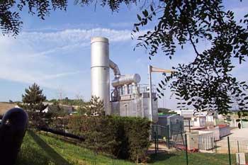 Installations de traitement et valorisation du biogaz