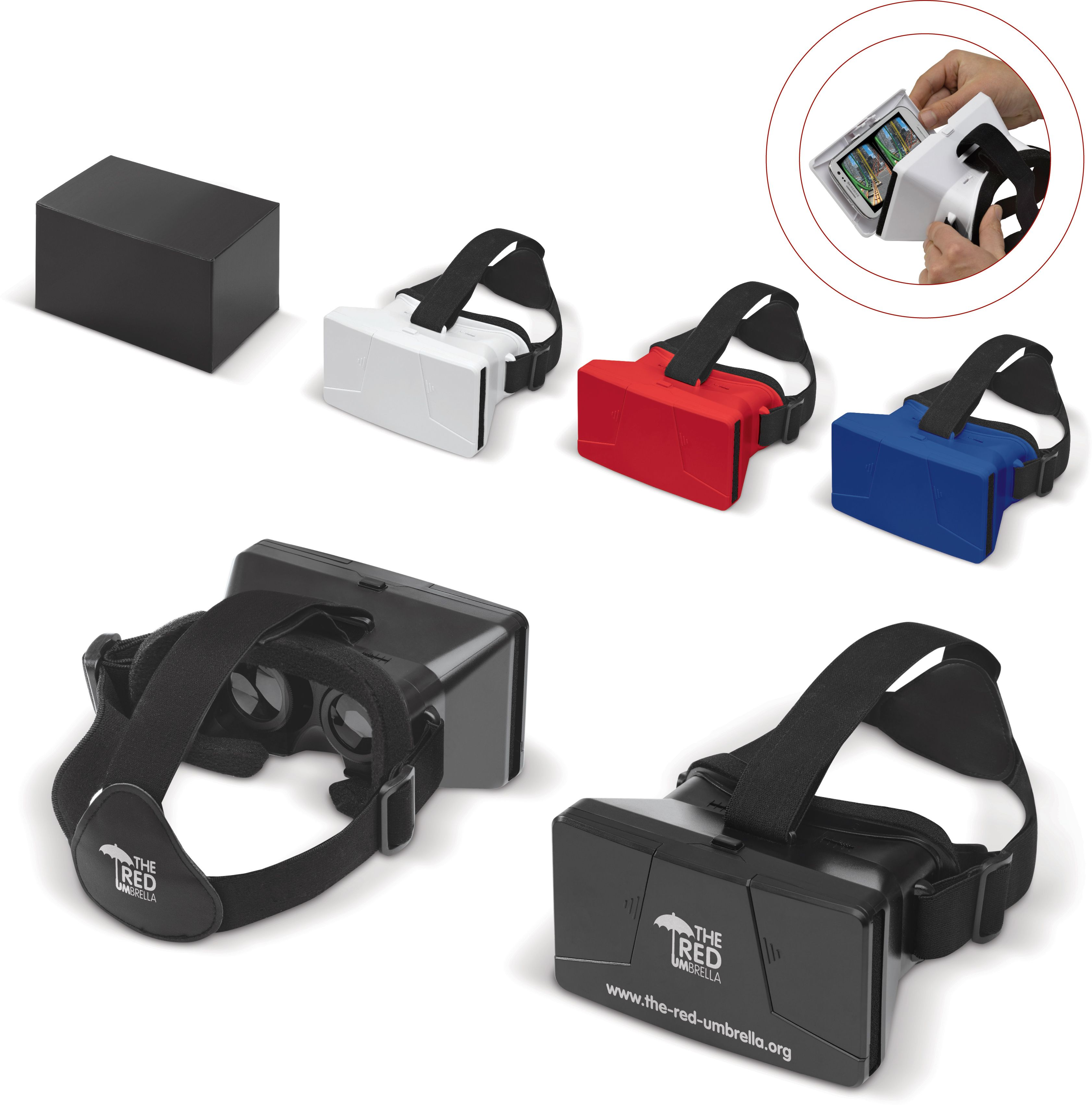 LUNNETTES VR COMFORTVIEW