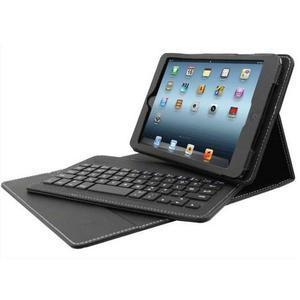 mobility lab folio clavier bluetooth noir pour ipad mini ml302874. Black Bedroom Furniture Sets. Home Design Ideas