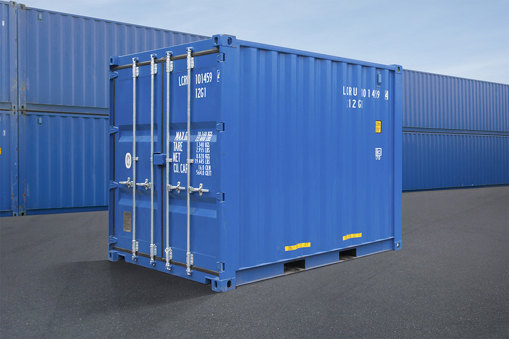 Containers maritimes standards tous les fournisseurs for Petit container maritime