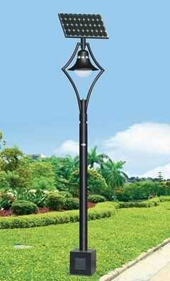 Photos lampadaires solaires pour l 39 eclairage public page 3 - Lampadaire de jardin solaire ...