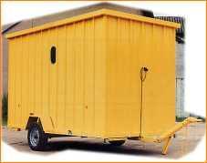 roulottes de chantier acm containers. Black Bedroom Furniture Sets. Home Design Ideas