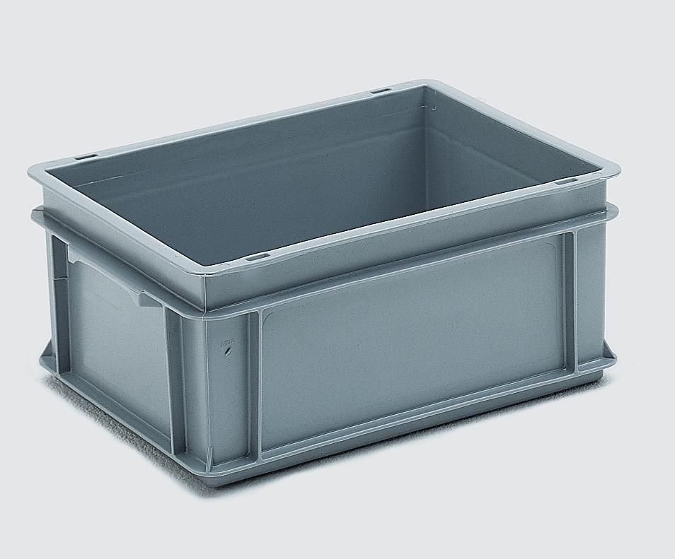 bac plastique gerbable kesbac 400x300x170mm. Black Bedroom Furniture Sets. Home Design Ideas