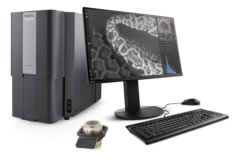 Microscope meb de table : phenom pro x
