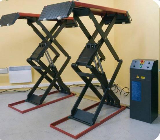 Tbs produits ponts l vateurs pour v hicules l gers for Location garage avec pont elevateur