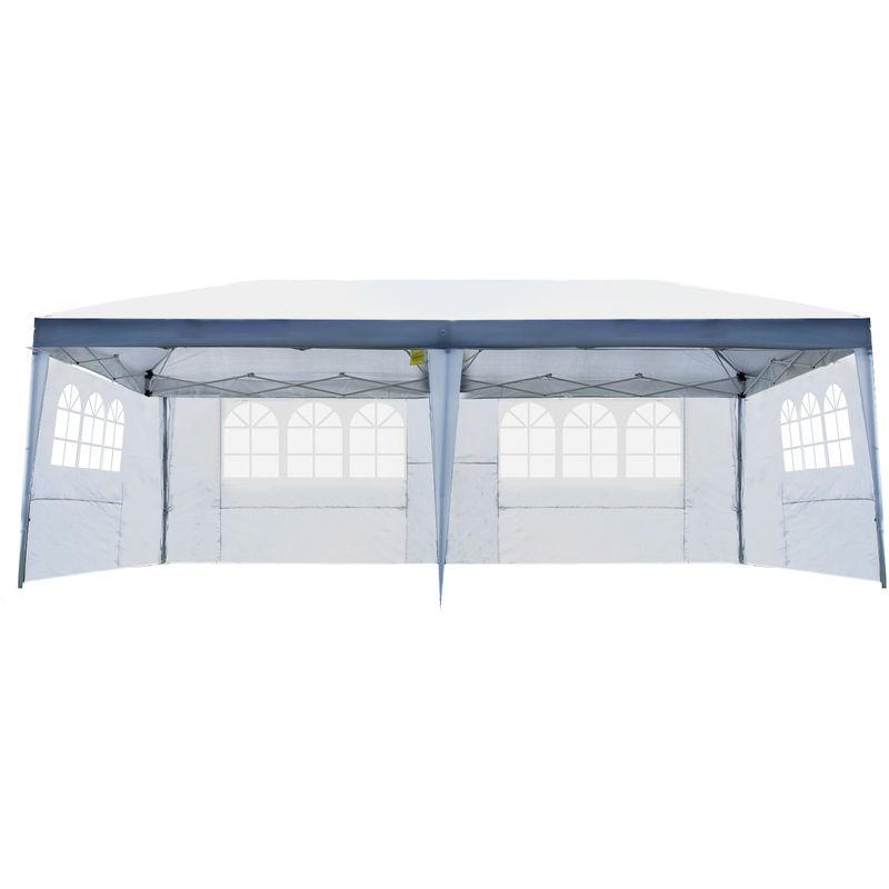 tente de r ception homcom achat vente de tente de r ception homcom comparez les prix sur. Black Bedroom Furniture Sets. Home Design Ideas