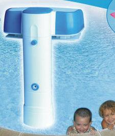 Alarme piscine aquasentinel for Alarme piscine debordement