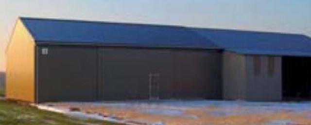 Batiments agricoles les constructeurs - Constructeur de hangar agricole ...