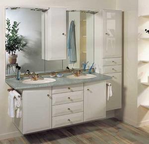 bloc miroir produits meubles de salle de bains. Black Bedroom Furniture Sets. Home Design Ideas