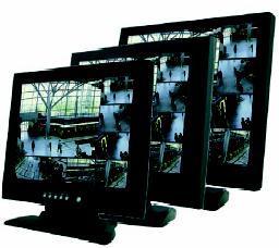 MONITEUR LCD 17  - LCD17A LUXSAR