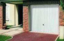 Porte De Garage Basculante 121 Metallique Ral9016 Ref 26442686