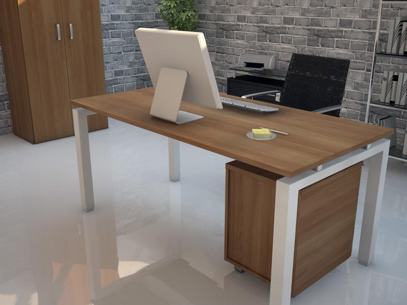 Bureau vintage en bois beautiful bureau
