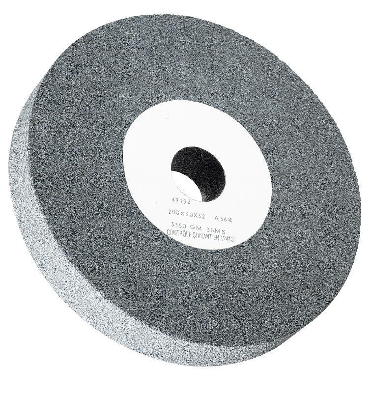 meule pour touret meuler grain a36r dimension 200x30x32. Black Bedroom Furniture Sets. Home Design Ideas
