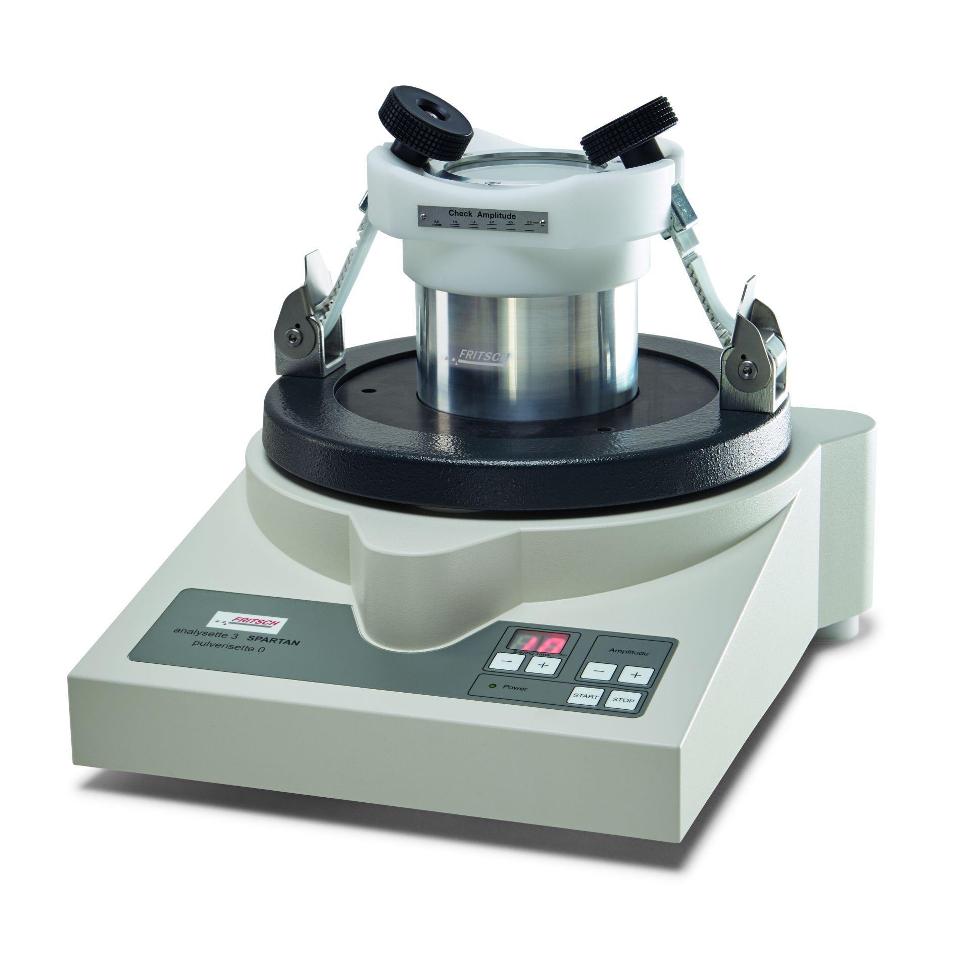 Micro-broyeur à vibration