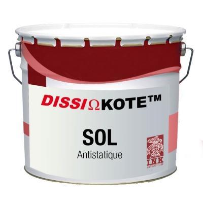 PEINTURE ANTISTATIQUE POUR SOLS - KPS2