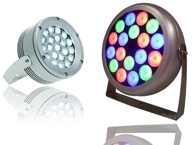 Projecteurs d'éclairage extérieur à led
