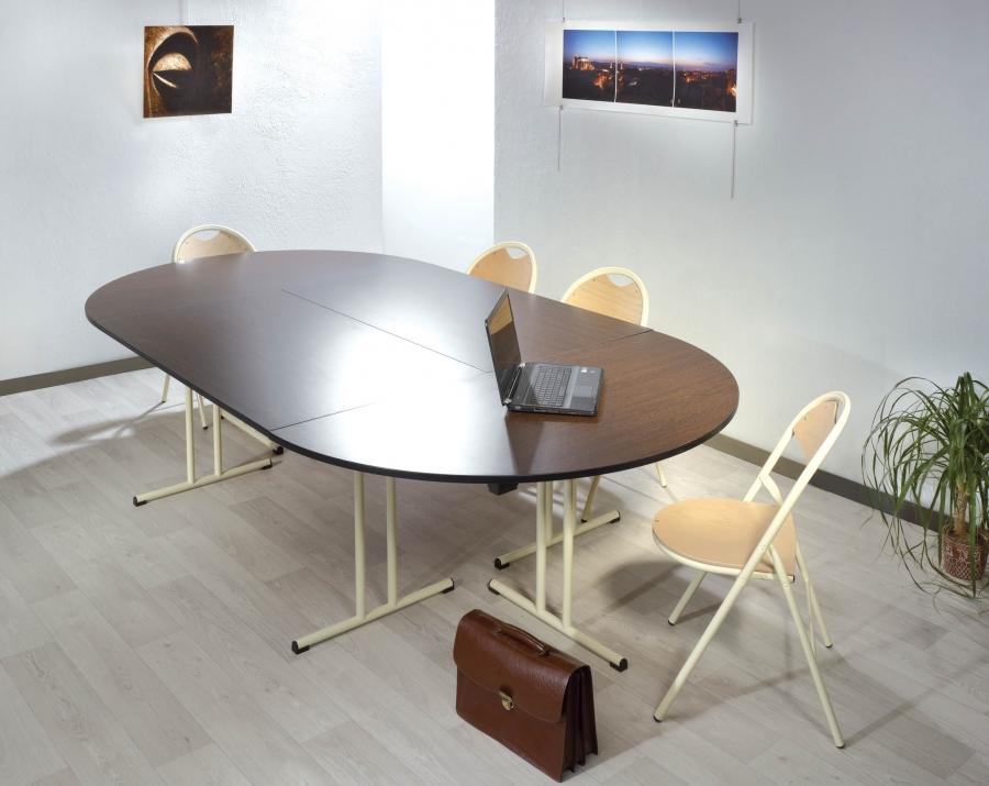 Tables De Reunions Pliante Modulable