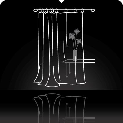 rideaux de fenetre tous les fournisseurs rideau voilage fenetre double rideau fenetre. Black Bedroom Furniture Sets. Home Design Ideas