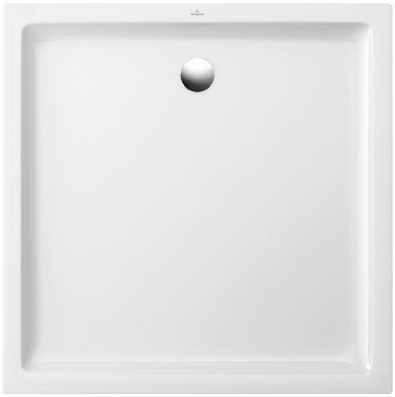 Receveur o novo plus antid rapant extra plat dimensions 80 x 80 cm couleur blanc - Receveur de douche 70x100 ...