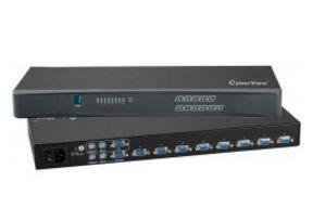 Cv-801-commutateurs kvm 8 ports vga / ps2-1,8/3/4,5 m