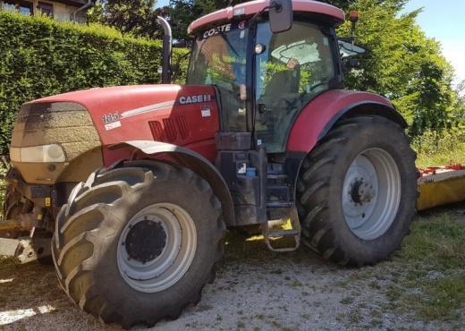 Tracteur case-ih puma 185mc 24246