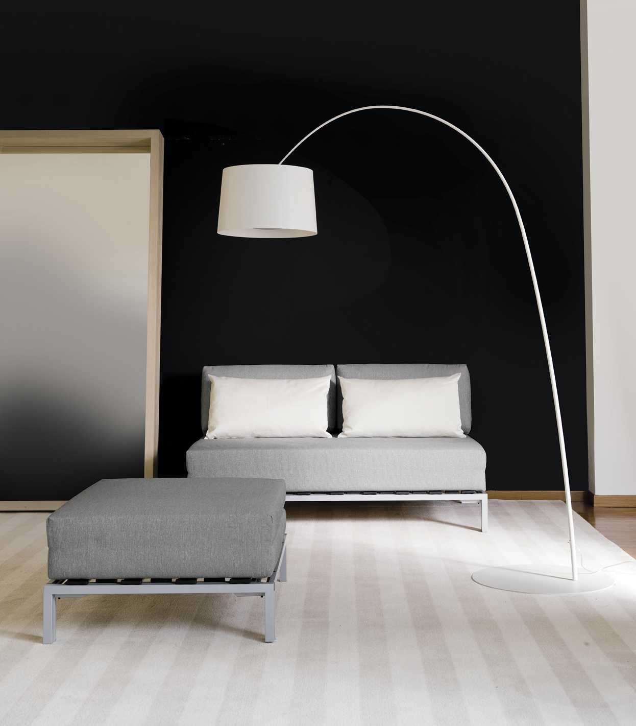 banquette lit willy design e garoni et s sallemi. Black Bedroom Furniture Sets. Home Design Ideas