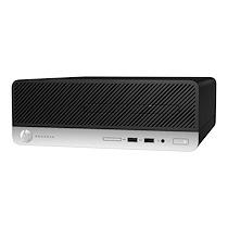 HP PRODESK 400 G5 - SFF - CORE I3 8100 3.6 GHZ - 4 GO - 500 GO - FRANÇAIS