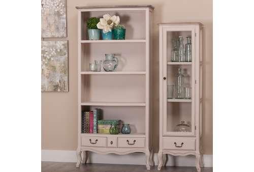 Meuble bibliotheque romantique sorgues - Bibliotheque meuble habitat ...