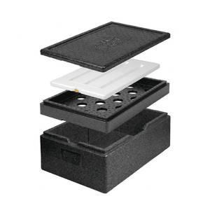 accumulateur de chaleur pour bac gn 1 1 materiau pe. Black Bedroom Furniture Sets. Home Design Ideas
