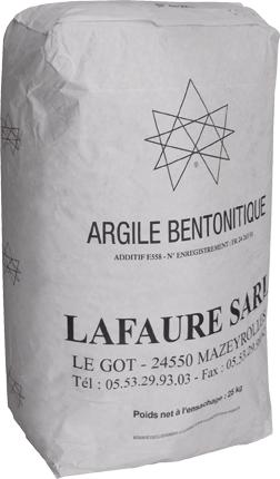 ARGILE BENTONITIQUE - VITAL CONCEPT