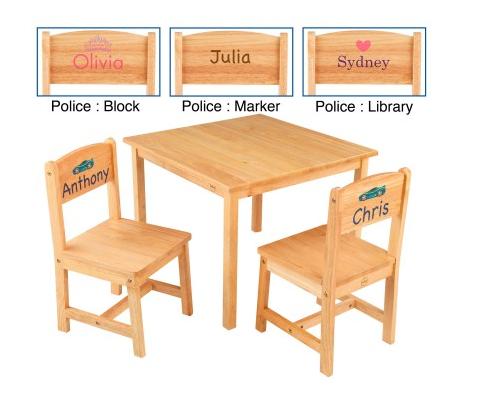 table d 39 enfant tous les fournisseurs table bouton d 39 or table carree 2 pietements a. Black Bedroom Furniture Sets. Home Design Ideas
