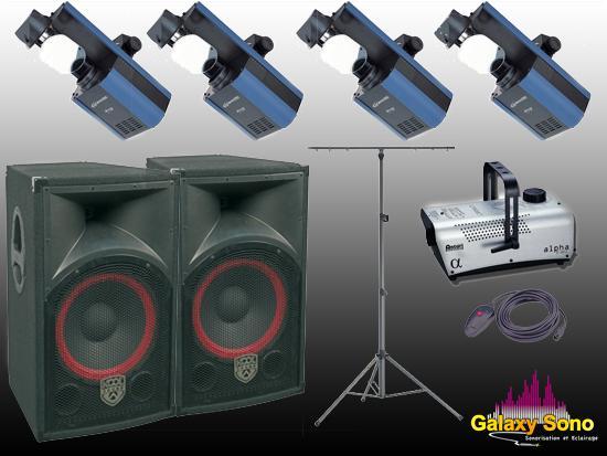 galaxy sono produits location de materiels de sonorisation. Black Bedroom Furniture Sets. Home Design Ideas