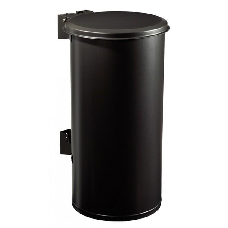 poubelle murale tubo 80l. Black Bedroom Furniture Sets. Home Design Ideas