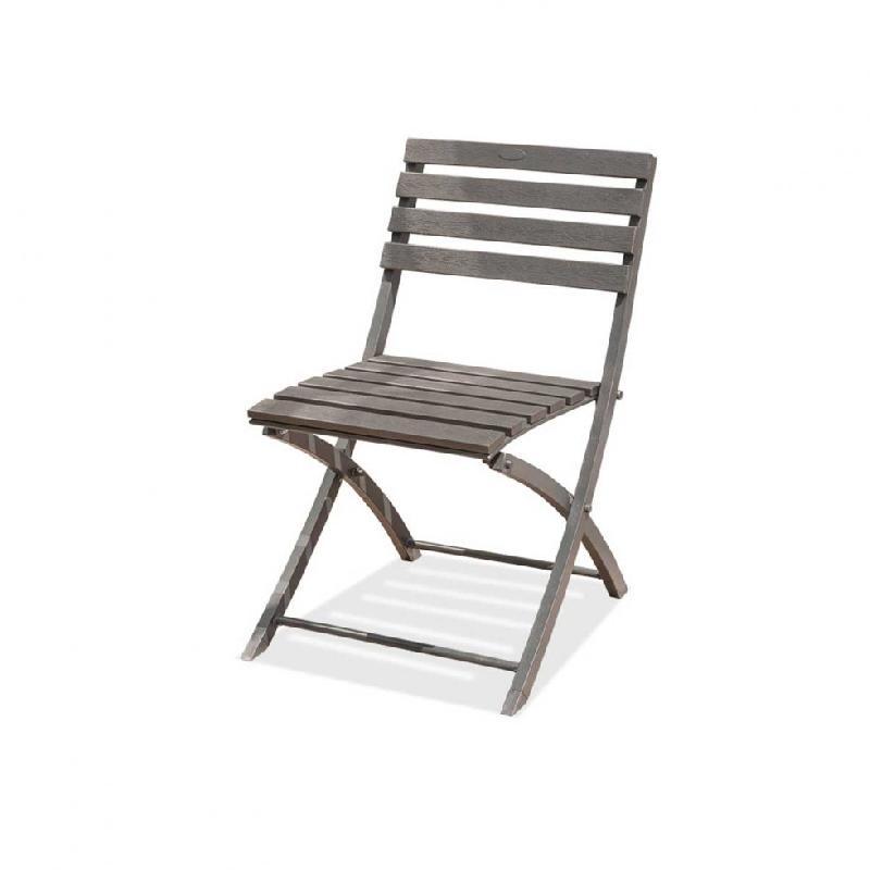 Si ge pliable comparez les prix pour professionnels sur for Chaise cuir gris anthracite