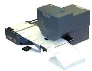 Machine à hologramme h21m, automatique en continu sur bandes caroll