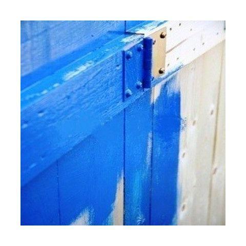 Peinture Bardage Bois Ral 3014 30 Litres Vieux Rose Metaltop
