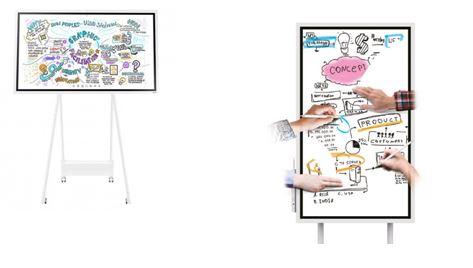 Samsung flip 2  55 pouces  paperboard digital