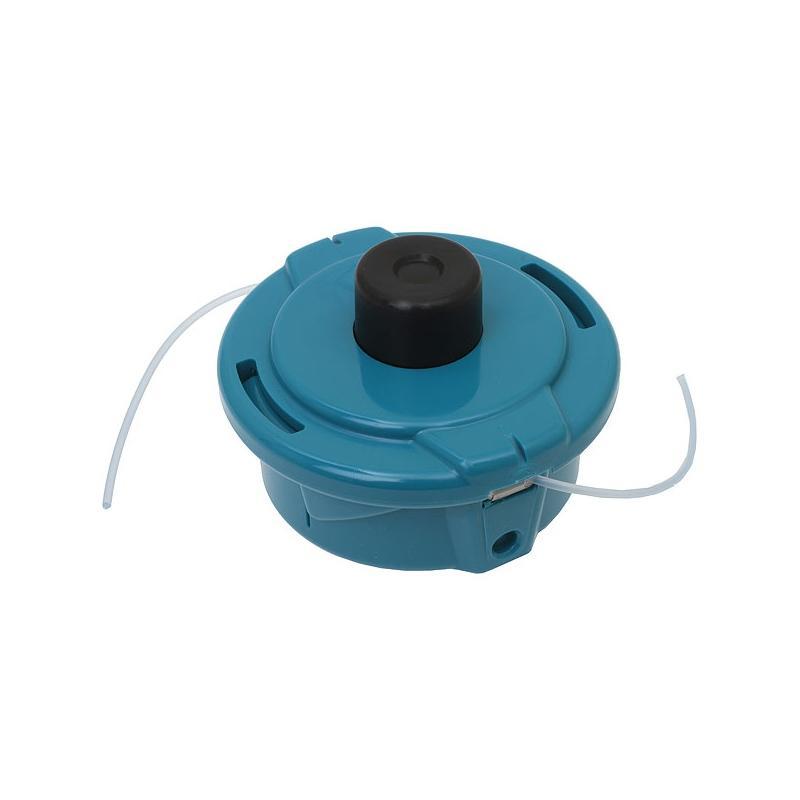 Bobine de fil nylon carre silencieux torsade o fil 2 4mm long 15 m couleur bleu makita - Bobine fil electrique ...