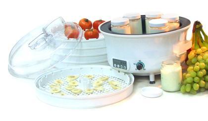 4en1 deshydrateur cuit vapeur cuit riz et yaourtiere figp66. Black Bedroom Furniture Sets. Home Design Ideas