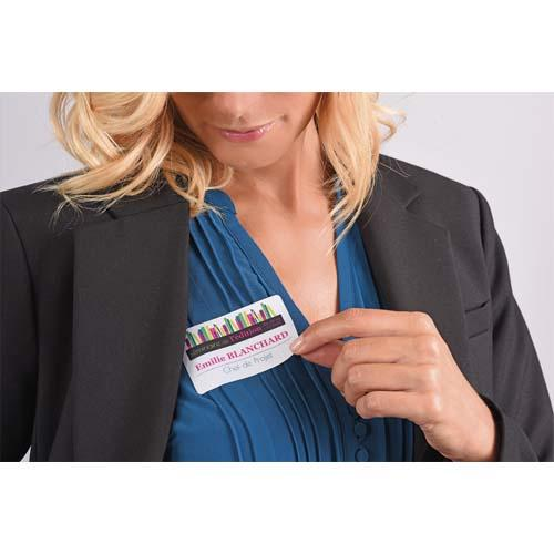 Badge agent