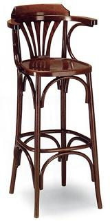 tabouret de bar bistrot assise bois. Black Bedroom Furniture Sets. Home Design Ideas