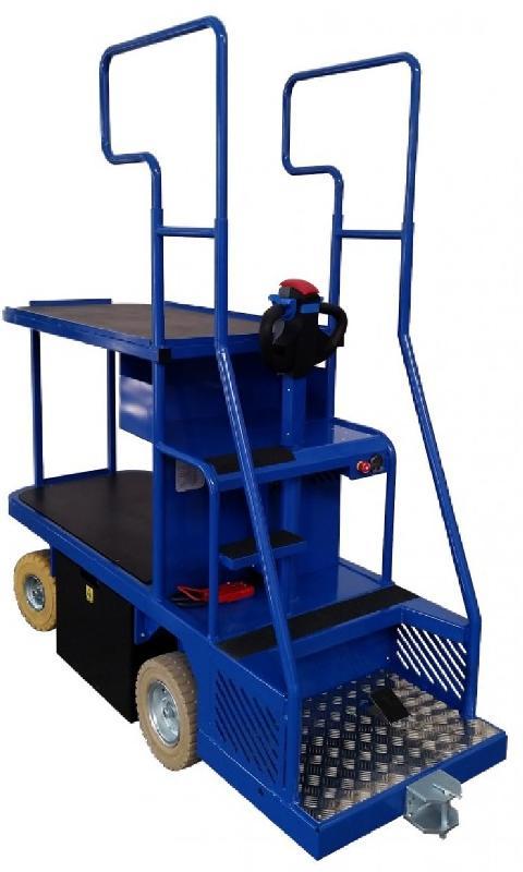 Chariots electriques tous les fournisseurs chariot - Chariot automoteur a conducteur porte ...
