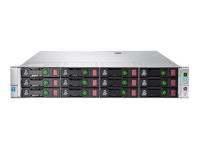 HPE PROLIANT DL380 GEN9 BASE - XEON E5-2620V4 2.1 GHZ - 16 GO - 0 GO