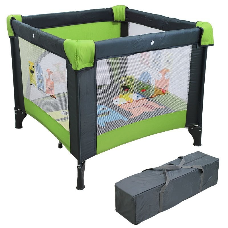 parc pliant pour bebe vert. Black Bedroom Furniture Sets. Home Design Ideas
