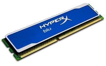 BARRETTE MÉMOIRE 4 GO MODULE HYPERX BLU - DDR3 1600 MHZ