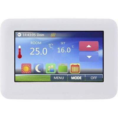 thermostat de chauffage comparez les prix pour. Black Bedroom Furniture Sets. Home Design Ideas