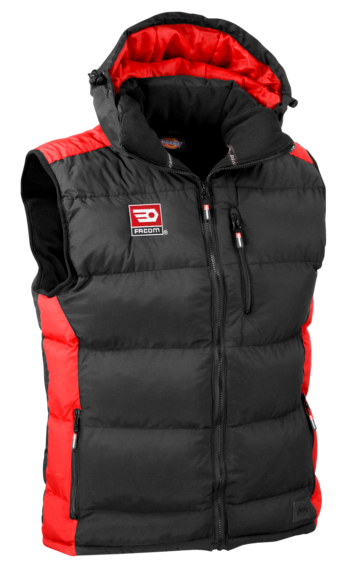 GILET MATELASSÉ FACOM BY DICKIES - TAILLE XL FACOM BY DICKIES